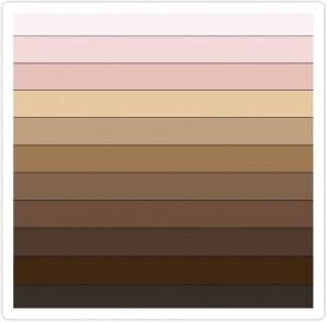 La Paleta de Colores
